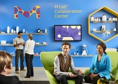M Lab™ Collaboration Centers