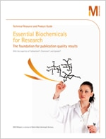 Essential Biochemicals for Research. Resource for scientists for the preparation and use of research essential biochemicals.