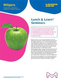 Lunch & Learn Seminars Brochure