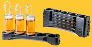 Steritest™ Canisters Carrying Tray