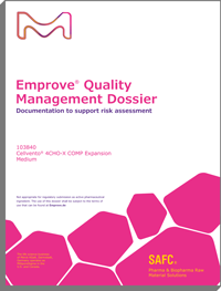 Emprove - Quality Management Dossier