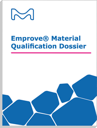 Emprove - Material Qualification Dossier