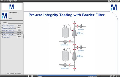 Pre-Use Integrity Testing - Watch Vodcast