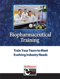 Scheduled Biopharmaceutical Training Biopharmaceutical