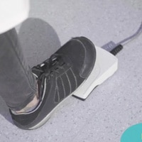 Milli-Q® EQ Demo: Foot Pedal